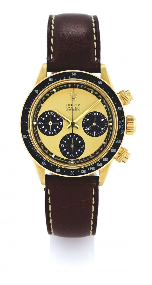 Rolex Daytona Paul Newman Watches, Ref. 6263