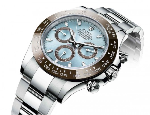 Rolex Releases 50th Anniversary Rolex Daytona Watch at Baselworld