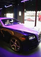 Rolls-Royce Wraith in Harrods Window