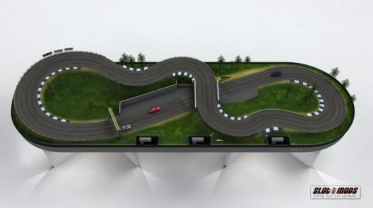 Slot Mods Limited Premier Edition Raceway