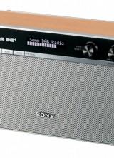 Retro Sony XDR-S16DBP Radio