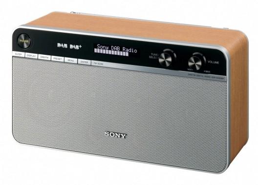 Sony XDR-S16DBP Radio
