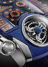 Christophe Claret X-TREM-1 Pinball For Only Watch 2013