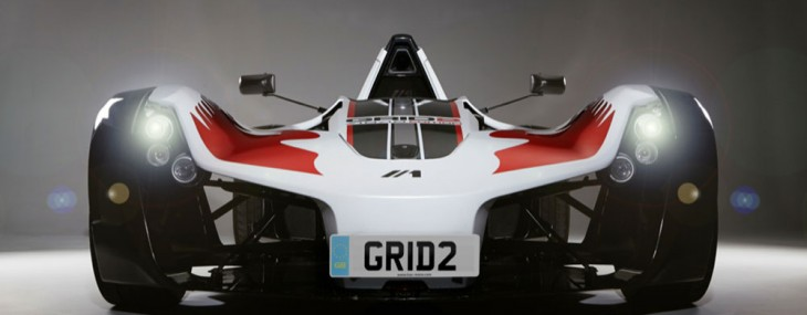 The GRID 2 Mono Edition with BAC Mono for Just $190,000