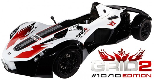 At $190,000, GRID 2: Mono Edition Is The World's Most Expensive Game