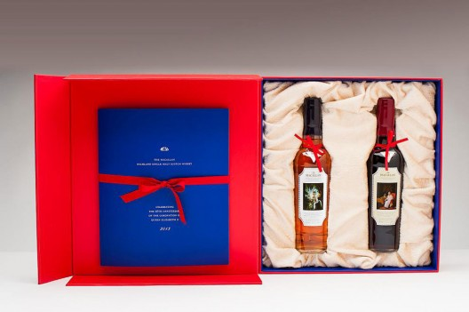 Macallan celebrates the 60th anniversary of Queen Elizabeth's Coronation, honoring the event with a limited edition Macallan Coronation Bottlings