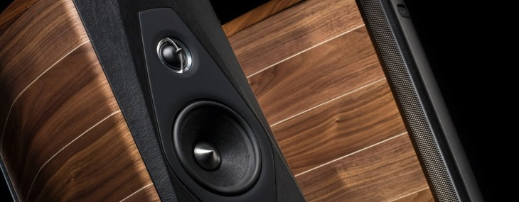 The Sonus Faber's Olympica Speakers