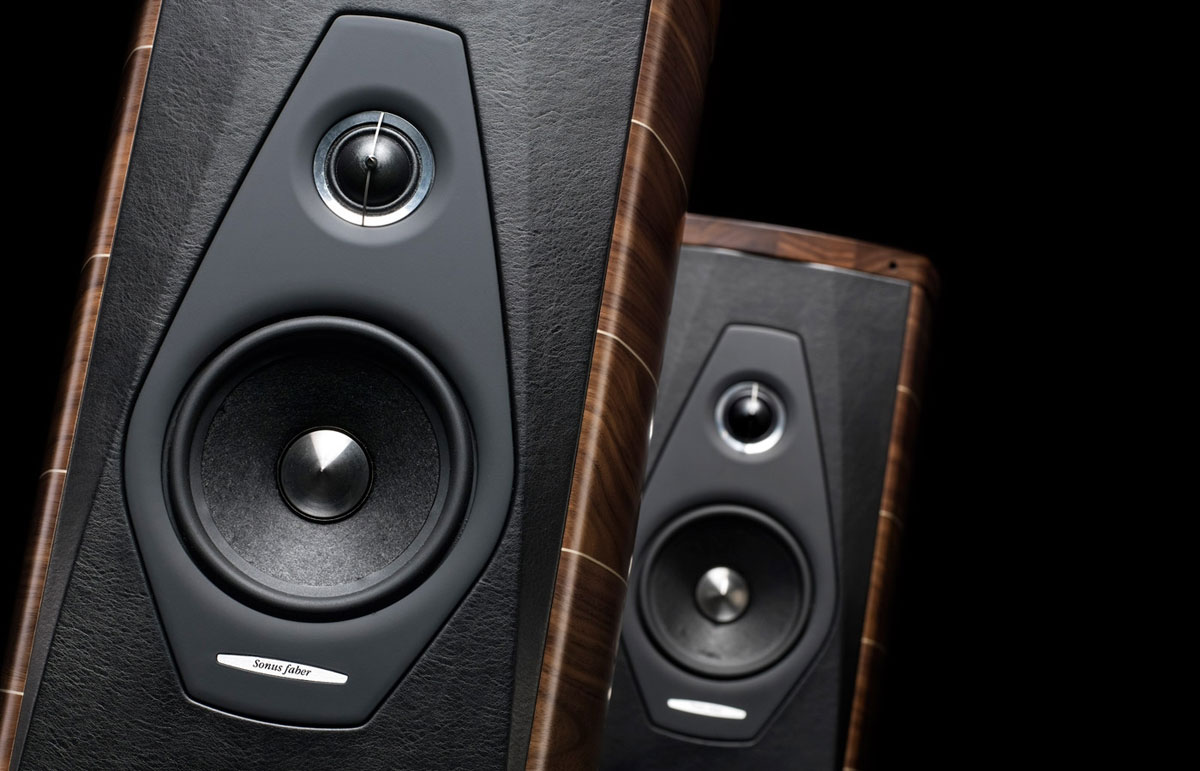 New Olympica Loudspeakers from Sonus Faber - eXtravaganzi