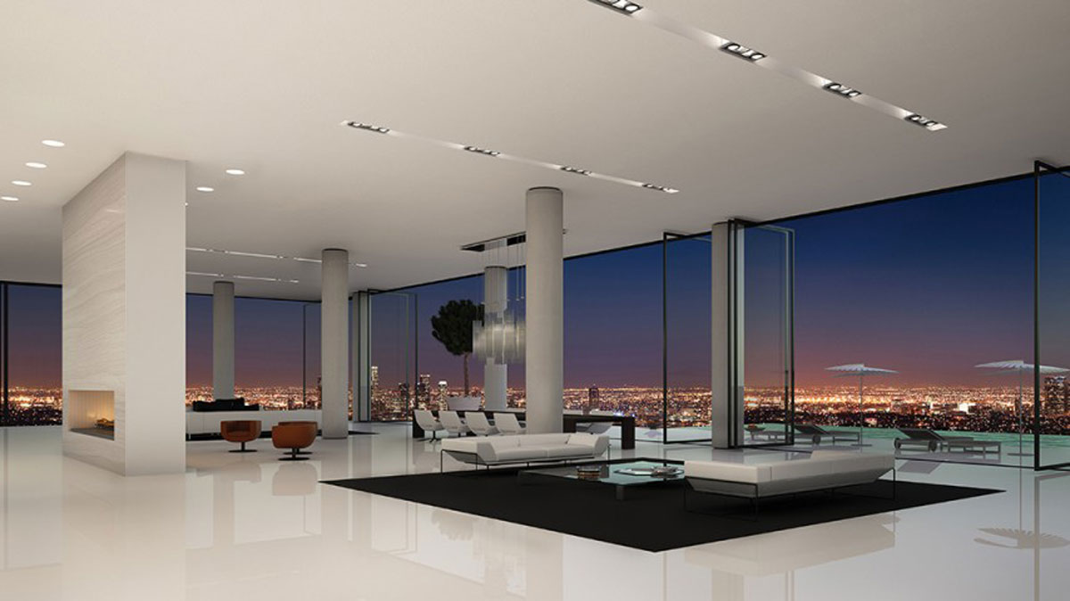 Buy a w hollywood penthouse for 45 million the simply for Penthouses in los angeles
