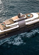 New 90m Yacht Concept by Zuccon SuperYacht Design