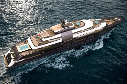 90m Yacht Concept by Zuccon SuperYacht Design