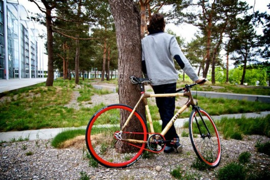 Germany-born Zuri is one such company that hand builds bicycles in Africa from locally sourced bamboo
