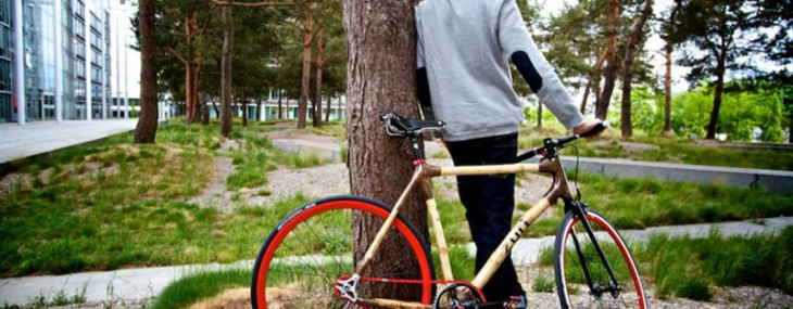 Zuri Handcrafted African Bamboo Bikes for New Urban Generation