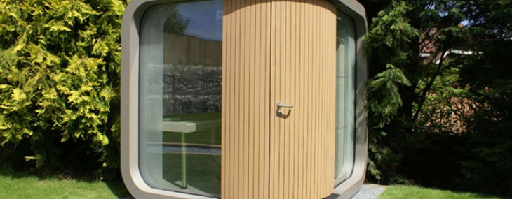 OfficePOD – Contemporary Home Office in Your Backyard