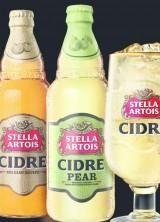 Stella Artois Cidre – Crisp and Refreshing