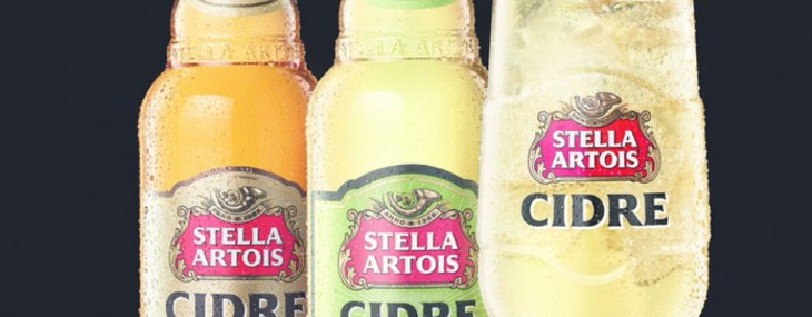 Stella Artois Cidre &#8211; Crisp and Refreshing