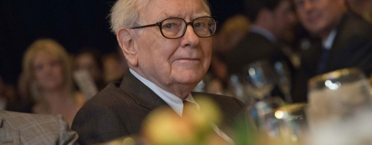 The World's Most Expensive Meal With Warren Buffett