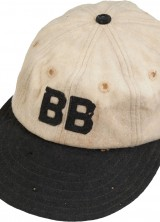 "Babe Ruth ""Bustin' Babes"" Cap Highlight of Platinum Night Sports Auction"