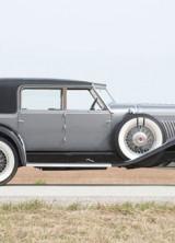 1929 Duesenberg Model J Sport Sedan