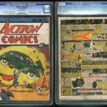 Rare Superman Comic Book Sold For $175,000