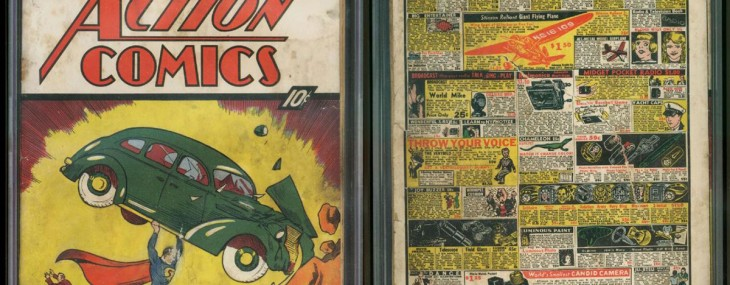 1938 Action Comics No.1