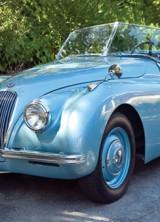 1952 Jaguar XK120 Roadster at Auctions America