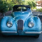 1952 Jaguar XK120 Roadster at Auctions America