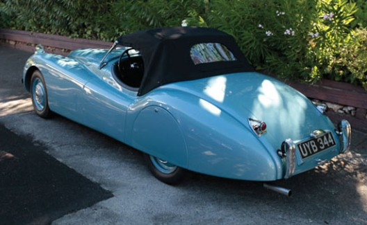 1952 Jaguar XK120 Roadster