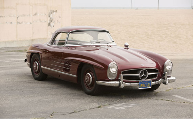 Auctions america will offer 1957 mercedes benz 300sl for 1957 mercedes benz 300sl