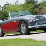 1961 Austin-Healey 3000 MK II Deluxe Roadster On Auctions America