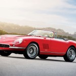 Rare Ferrari 275 GTB/4 N.A.R.T. Spyder On RM Auction