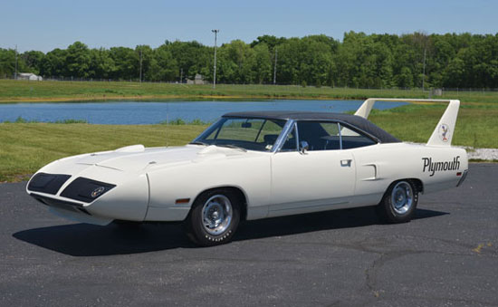 This particular Plymouth Superbird was purchased new by the consignor at Altman Kramer Chrysler -Plymouth- Dodge in Huntington, Indiana during late March 1970