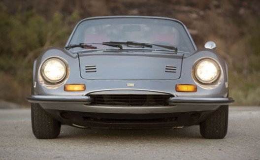 This outstanding 246 GTS Dino, chassis 08286, benefits from a cosmetic restoration and mechanical service at Kudensport in Camarillo