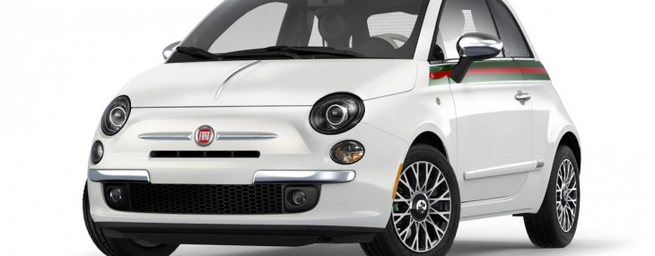 2013 Fiat 500 Gucci Edition