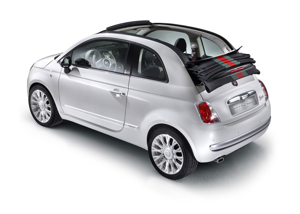 2013 fiat 500 and 500c gucci edition for u s market extravaganzi. Black Bedroom Furniture Sets. Home Design Ideas