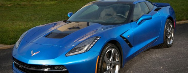 2014 Corvette Stingray Premiere Edition