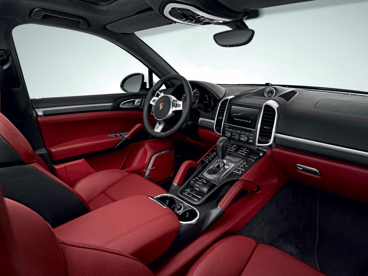 New Porsche Cayenne Turbo S 2014 Extravaganzi