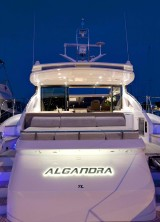 Reserve Hotel Byblos' New 65-Foot Yacht Algandra in Saint Tropez