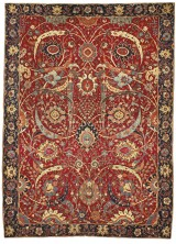 17th Century Persian Rug Set New World Record at Sotheby's Auction