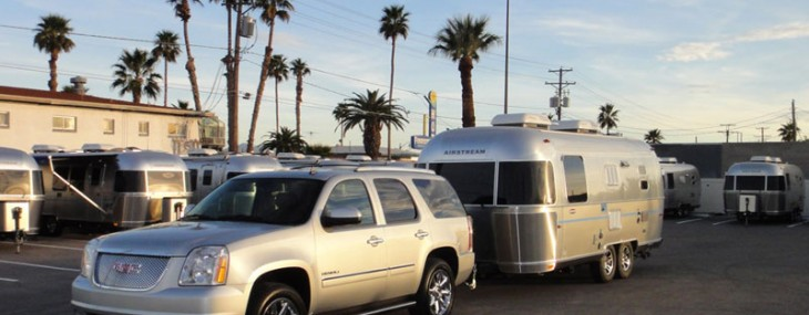 Airstream's Silver Bullets Now Available for Rent