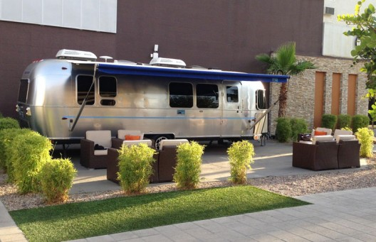Airstream S Silver Bullets Now Available For Rent