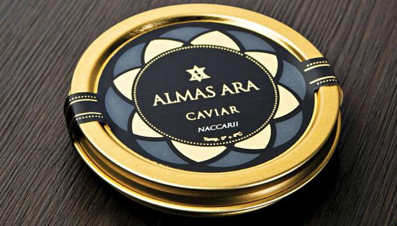 Almas Kaviar