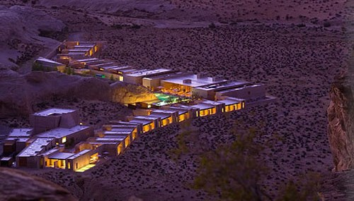 Follow us: @l on FacebookAmangiri - Luxury Retreat in Utah's Dramatic Desert Landscape