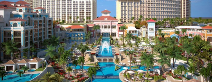 Baha Mar, Bahamas will be the largest luxury resort in the Caribbean
