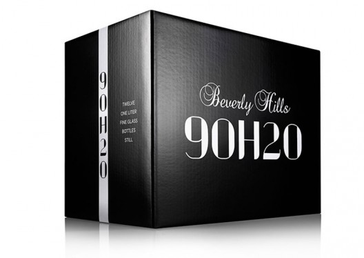 Beverly Hills 9OH2O Water