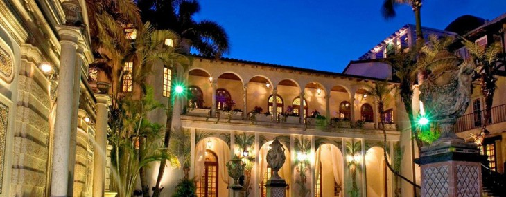 Once Again Reduced Price for Gianni Versace's Mansion