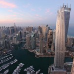 Cayan Tower in Dubai – Tallest Twisted Building in the World