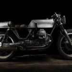 Fully Customized El Solitario Trimotoro Motorcycle
