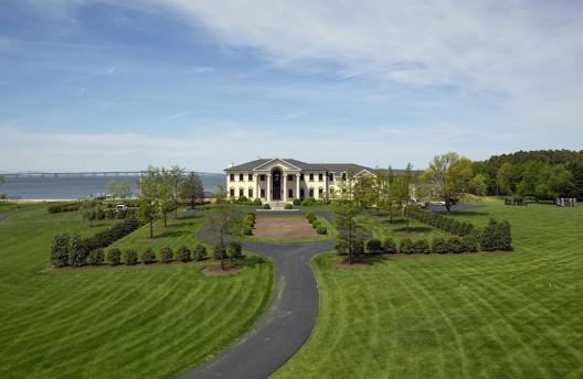 Elegant Gated Manor200 Bridgeview Lane, Stevensville, Maryland, United States,