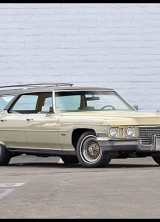 Elvis Preseley's 1972 Cadillac Custom Estate Wagon